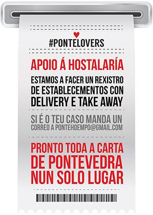 Pontelovers Hostalaría